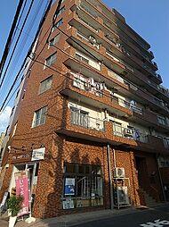 ライオンズマンション高田馬場[3階]の外観