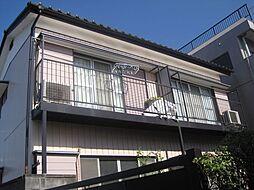第2みのり荘[2階]の外観