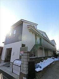 リヴェールJun草加[1階]の外観