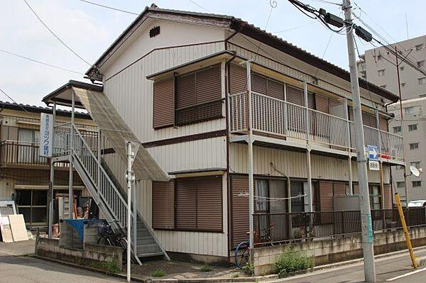 第二春栄荘 2階の賃貸【埼玉県 / 川口市】