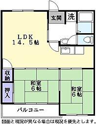 Nasu7[2階]の間取り