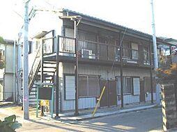 横川ハイツ[201号室]の外観