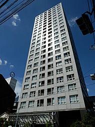 レジディアタワー麻布十番[10階]の外観