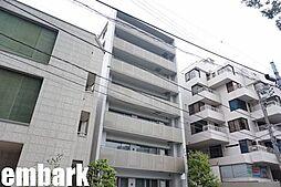 渋谷常盤松ハウス[4階]の外観