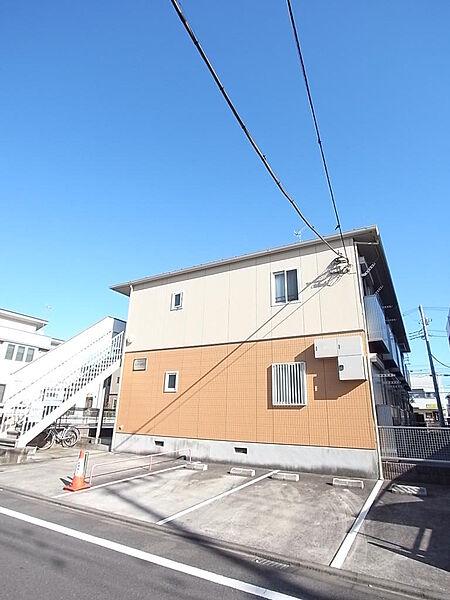 ベルモア高座渋谷[1階]の外観