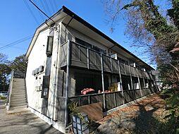 千葉県四街道市栗山の賃貸アパートの外観