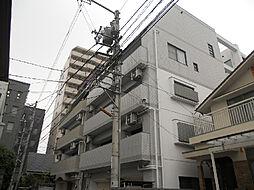 愛媛県松山市南持田町の賃貸マンションの外観