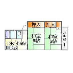戸坂駅 3.4万円
