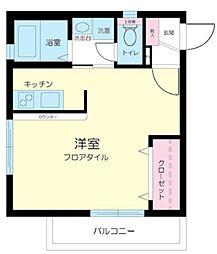 新築 アレイムK[101号室号室]の間取り