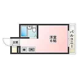 昭和町駅 2.1万円