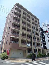 大阪府大阪市旭区清水3の賃貸マンションの外観