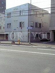 北海道札幌市白石区菊水八条2丁目の賃貸アパートの外観