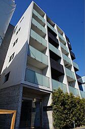 神奈川県川崎市幸区神明町1丁目の賃貸マンションの外観