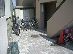 ニュ−オ−クルビル[4階]の外観