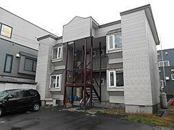 トレンディーハウス[1階]の外観