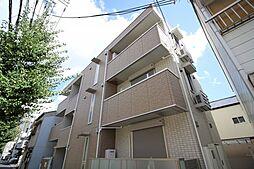 兵庫県神戸市灘区上河原通1丁目の賃貸アパートの外観