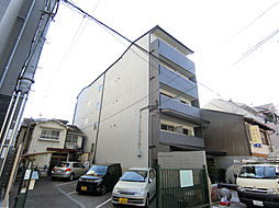京都府京都市上京区五番町の賃貸マンションの外観