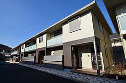 兵庫県姫路市青山3丁目の賃貸アパートの外観