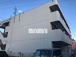 マルサンマンション[3階]の外観