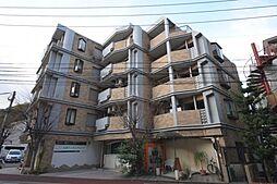 ハックベリー桜坂[4階]の外観
