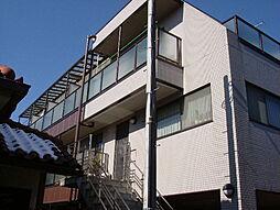 キリマンジャロハウス[201号室]の外観