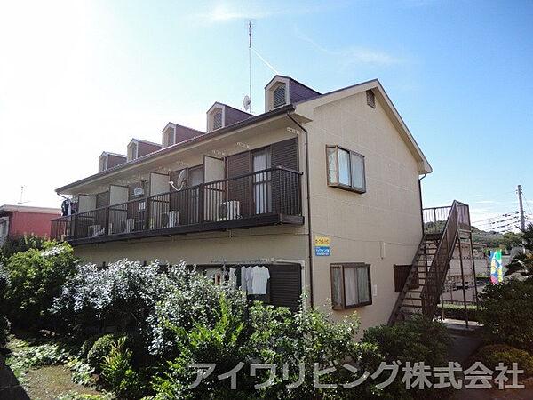 ホープヒルハウス 1階の賃貸【東京都 / 多摩市】