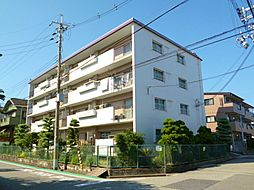 加島第1マンション[3階]の外観