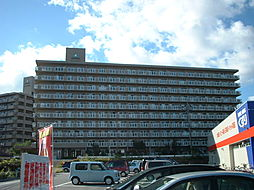 サーパス西津田1[4階]の外観