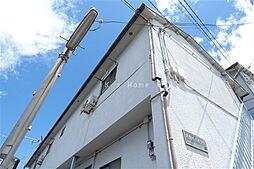 兵庫県神戸市長田区房王寺町7丁目の賃貸アパートの外観