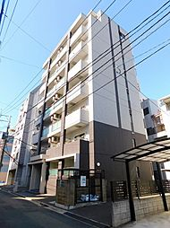 福岡県北九州市小倉北区片野の賃貸マンションの外観