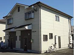 [テラスハウス] 兵庫県たつの市龍野町末政 の賃貸【/】の外観