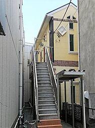 ユナイト川崎マドレデ・ディオス[1階]の外観