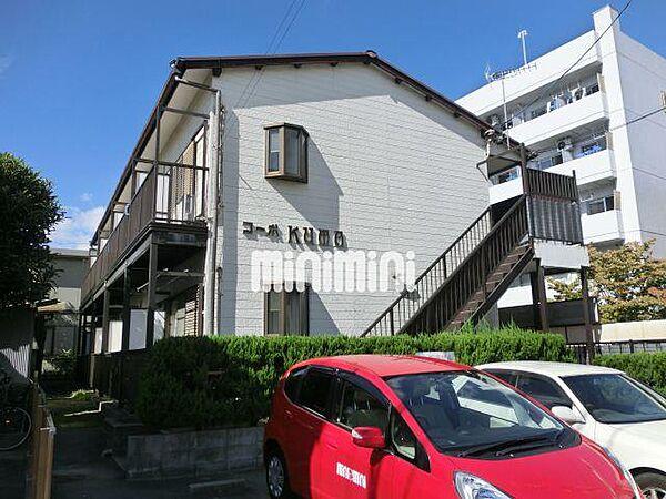 コーポKUMA 1階の賃貸【愛知県 / 名古屋市南区】