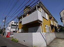 パークヒルキヨノ[1階]の外観