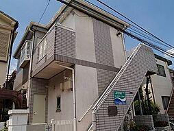 千葉県浦安市富士見5の賃貸アパートの外観