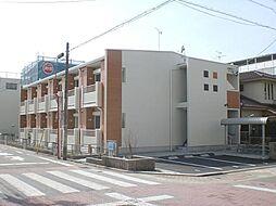 レオネクスト堀田通り5丁目東[2階]の外観