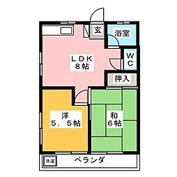 鶴ヶ峰駅 5.4万円