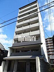 アドバンス京都四条堀川ノーブル[3階]の外観