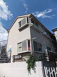 神奈川県横浜市神奈川区松見町1丁目の賃貸アパートの外観