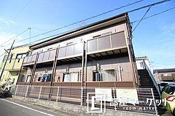 愛知県豊田市朝日町3丁目の賃貸アパートの外観