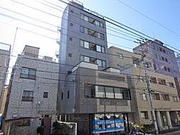 東京都中野区中央4丁目の賃貸マンションの外観