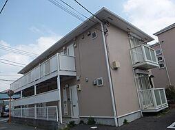 神奈川県茅ヶ崎市本宿町の賃貸アパートの外観