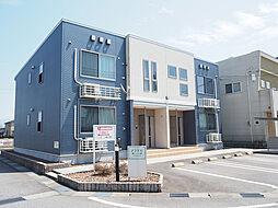 富山県富山市藤木の賃貸アパートの外観