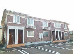 サンキャッスルS・VI[2階]の外観