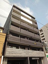 プレサンス京都四条大宮[5階]の外観