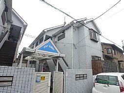 LEAFCOURT江戸川台A・B[A203号室]の外観