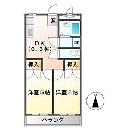 Tom's House[1階]の間取り