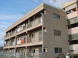 京都府京都市伏見区日野馬場出町の賃貸マンションの外観