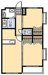 (新築)Mero-Battie[2階]の間取り