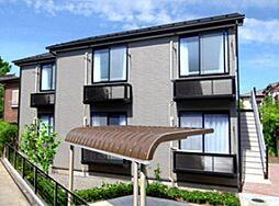 千葉県船橋市宮本7の賃貸アパートの外観